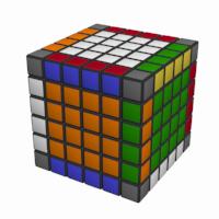 Как собрать кубик рубика 9х9 схема для начинающих